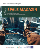 Epale Magazin 2019. december (2)